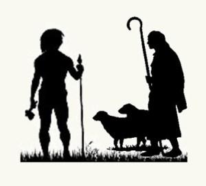 צייד VS רועה