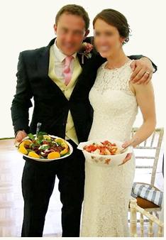 להתחתן = לאכול