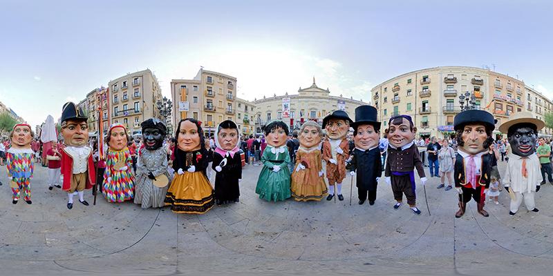 Las Fiestas de Santa Tecla