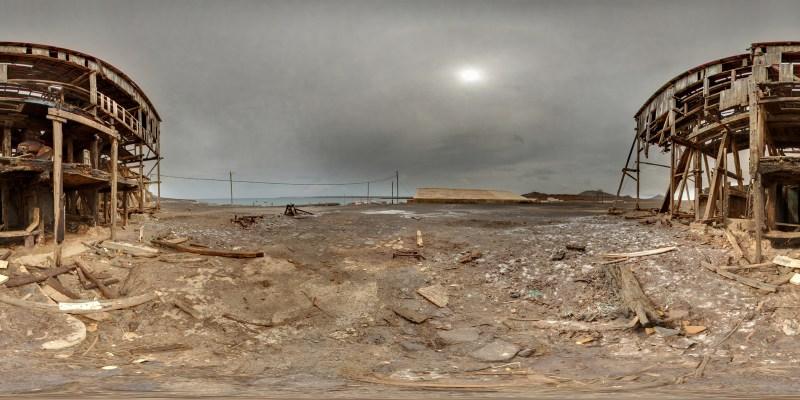 Salt Cable Station Front