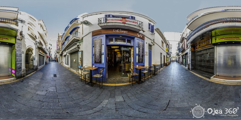 Coffee-Bar L'Avinyet in Sitges (Barcelona)