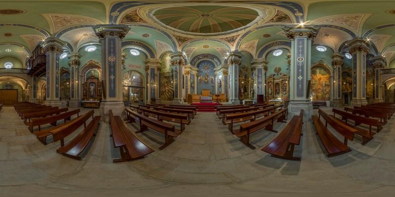 Espluga Calba Church