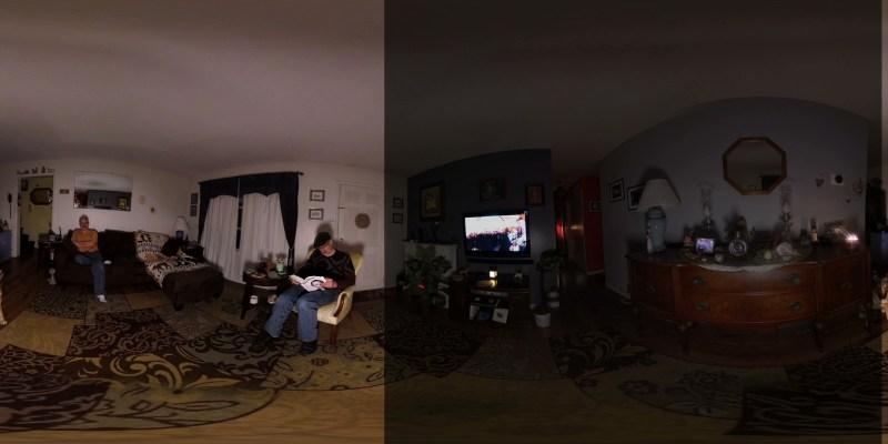 CL360 Camera Light Demo