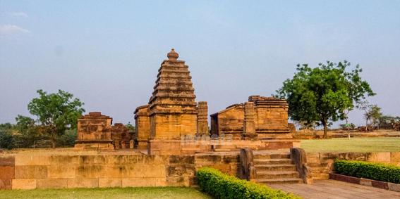Mallikarjuna Temple Aihole