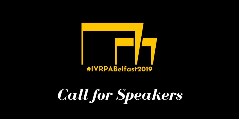 Call For Speakers - Belfast Teaser