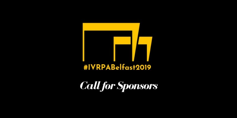 Belfast 2019 Call for Sponsors