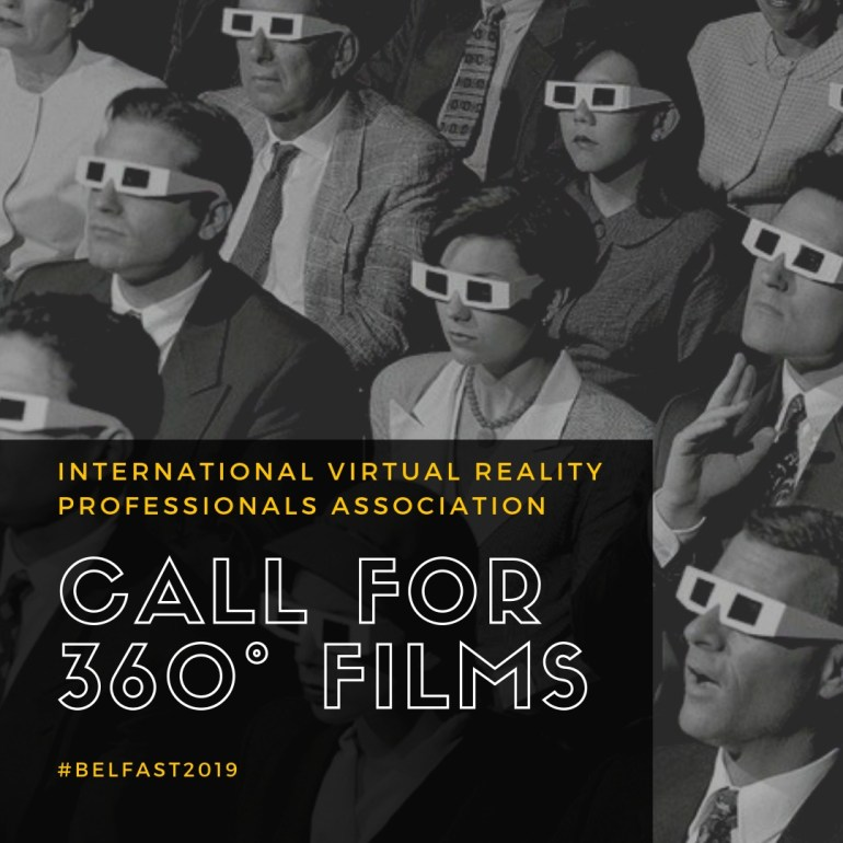 CALL FOR 360° FILMS