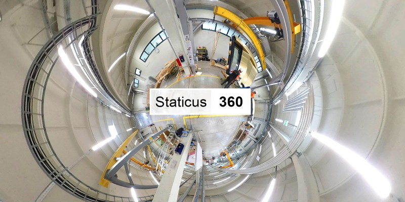 Staticus 360 Video