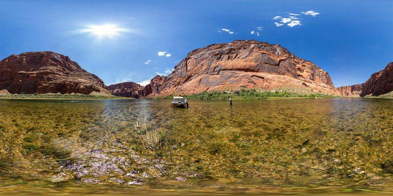 Glenn Canyon Flyfishing IVRPA Banner