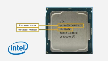 Intel Processor Names and Numbers