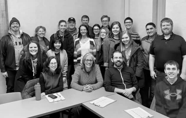Photo of members of Red River Valley Climate Action