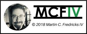 Graphic - Copyright 2018 Martin C. Fredricks IV