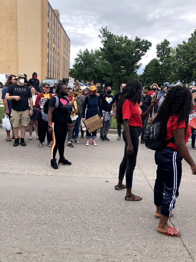 #BlackLivesMatter March for Justice 2020