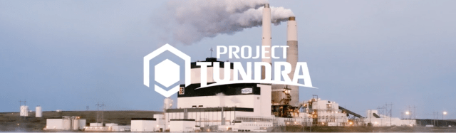 Image representing Project Tundra carbon capture project