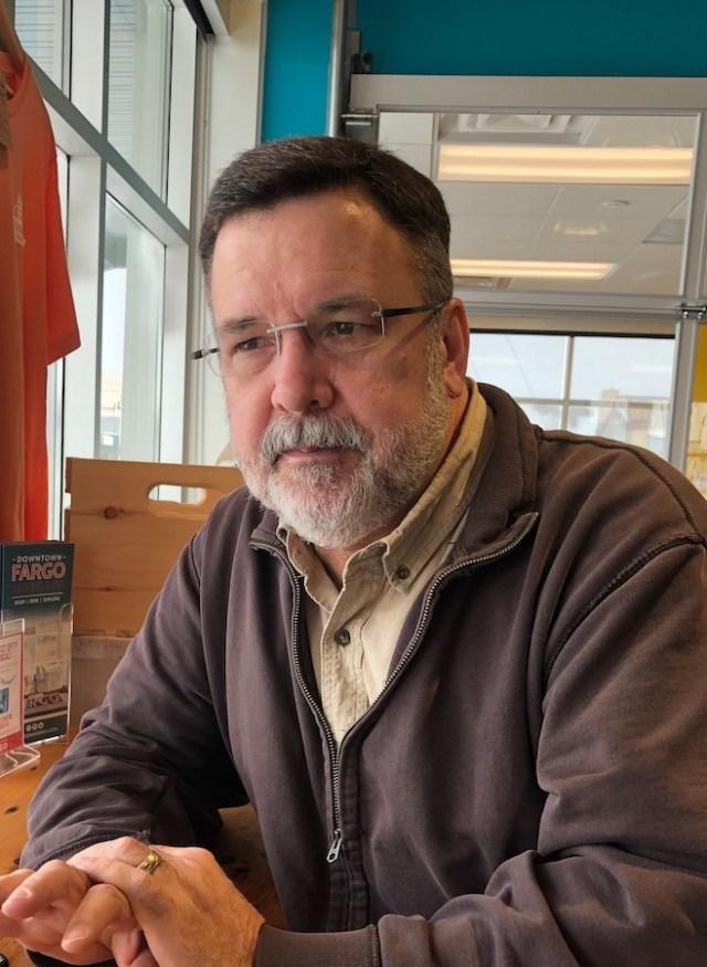 Photo - head and shoulders of Professor David Crutchfied