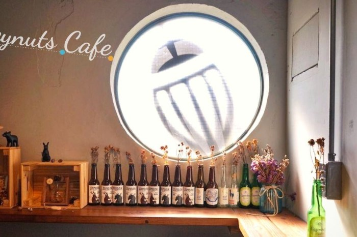 好堅果咖啡Heynuts Cafe|台中西區早午餐,精誠商圈巷弄老宅咖啡廳,主餐吃得健康又飽足!