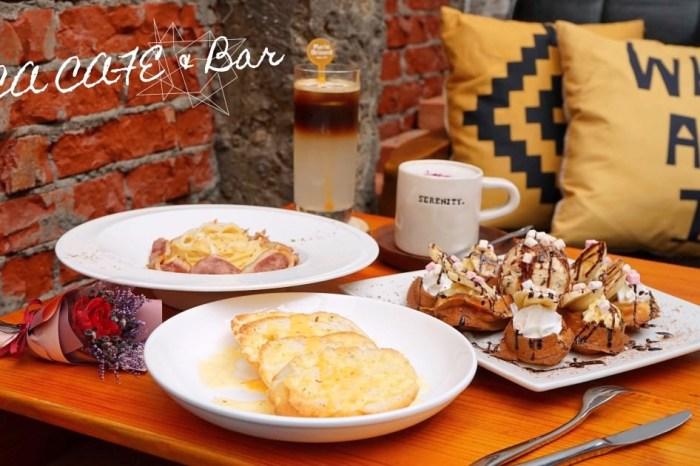 JUCA啾咔咖啡&酒吧|台中一中商圈早午咖啡廳