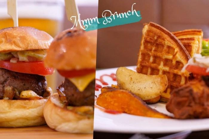 Mmm Brunch 台南早午餐漢堡 寵物友善餐廳