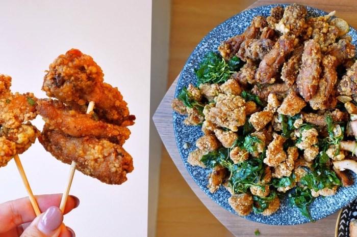 熊掌香雞排鹹酥雞  台中西區美食,獨家醬汁醃製雞排、鹹酥雞,份量豪氣!近美術園道