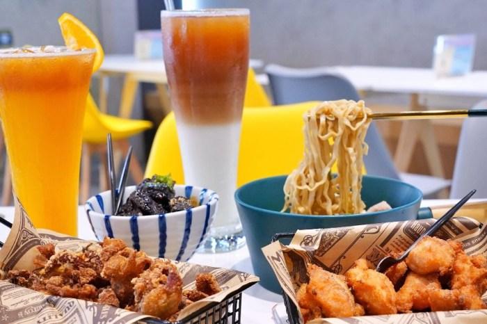 台中不限時附插座餐廳,台中西區茶館和宵夜美食,雞茶大隊