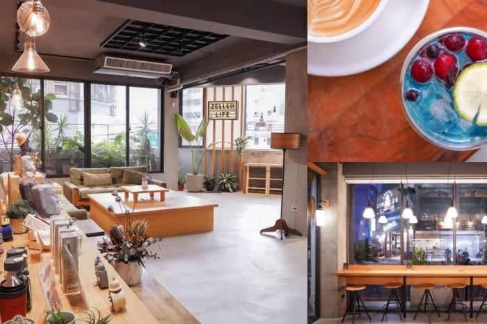 Zeller Coffee&Japancart  台中南屯不限時附插座餐廳,結合早午餐、甜點及文青小物的複合式咖啡廳!17