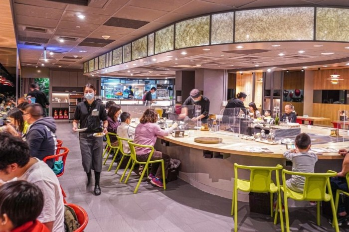 hot 7 新鐵板料理 |全台僅有台中3門市!只要239元起享蔬菜、飲料、豬油拌飯無限放題,套餐還附湯品、甜點,超高CP值!