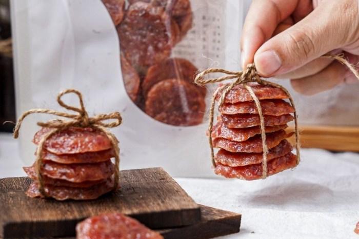 水根肉乾 |中秋禮盒推薦,想吃烤肉就吃台味醬燒肉乾,聯名百年新和春醬油,彰化60年伴手禮團購就對了!