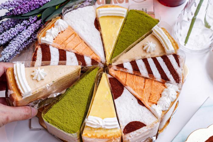 2度C NiGuo公益店  台中好吃千層蛋糕就藏在公益路美食戰區!外帶千層蛋糕組合限量優惠中~