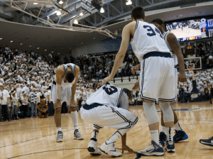 Princeton rallied late to shock Penn State in front of a raucous crowd at Rec Hall. The win gives the 8-1 Tigers their second Top 100 road win of the season.