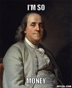 Ben Franklin AQ 2