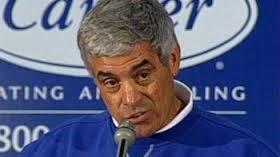 What do you reckon Jim Mora's reaction to Dartmouth's 2014-15 season was?