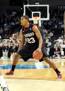 Wesley Saunders scored 26 points in his final collegiate game Thursday night. (zimbio.com)