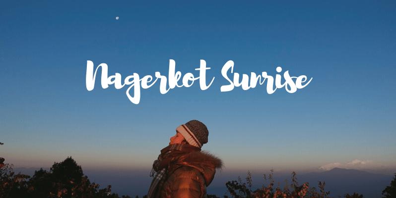 Nagerkot Sunrise444