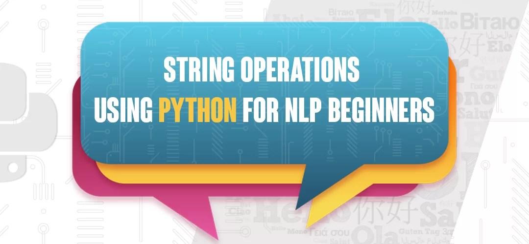 string operation using python