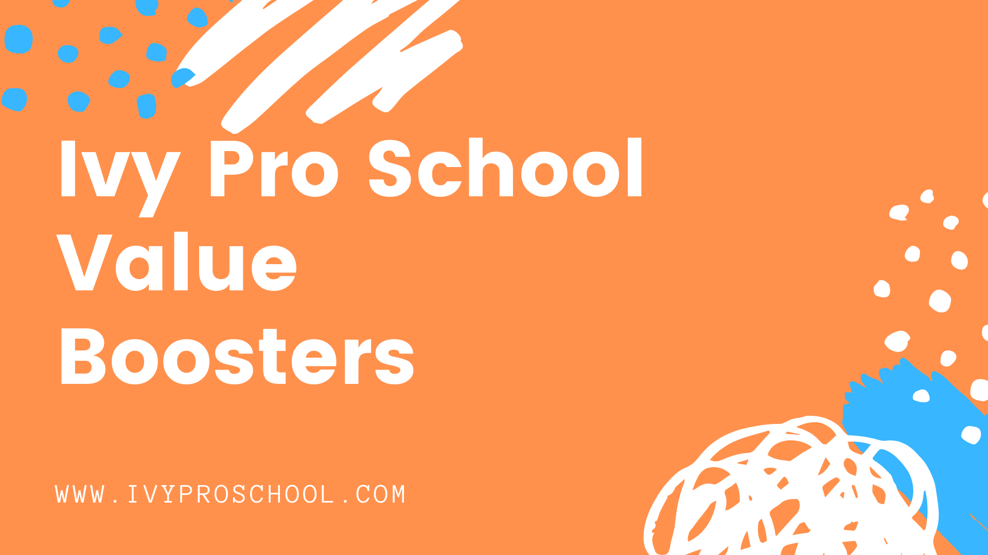 Ivy Pro School Value Boosters