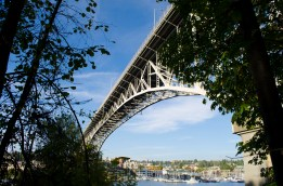 Aurora Bridge - Seattle