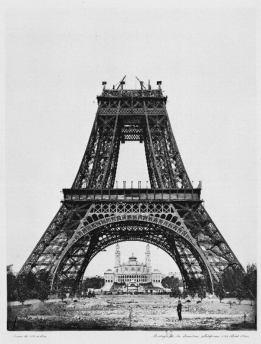 Eiffel Tower - In Progress