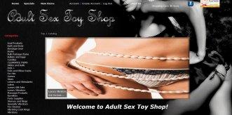 Adult Sex Toy Shop