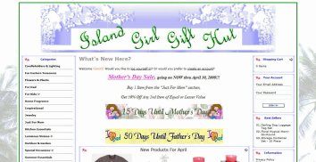 Island Girl Gift Hut