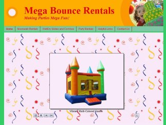 Mega Bounce Rentals