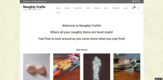 Naughty Crafts - IvyRose Creations
