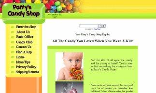 Patty's Candy Shop