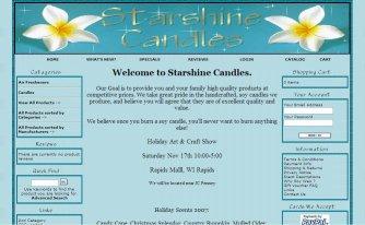 Starshine Candles