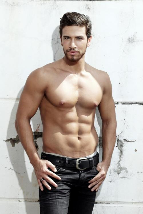 Mr international Ali Hammoud 1