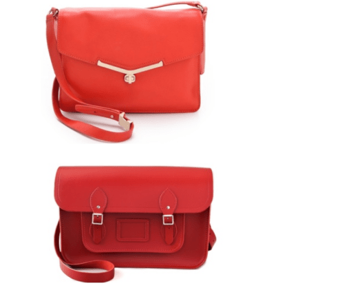 shopbop red bag