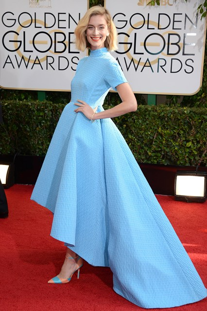 Caitlin-FitzGerald Emilia Wickstead gown