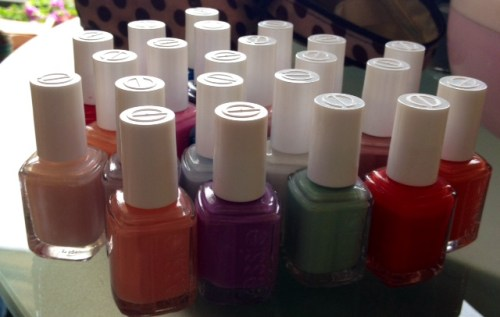 essie full collection