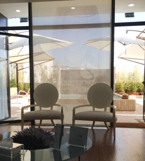 lounge area bioskinspa