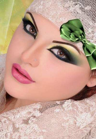arab style makeup