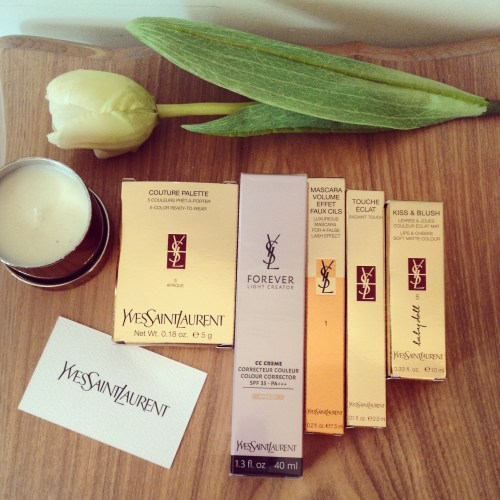YSL Ivy Says beauty review